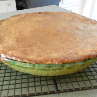 Sweet Tea Pie Recipe