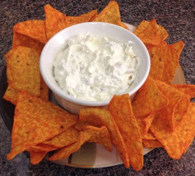 Doritos Dip Recipe