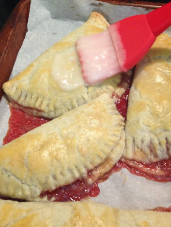 Fresh Strawberry Tarts Recipe