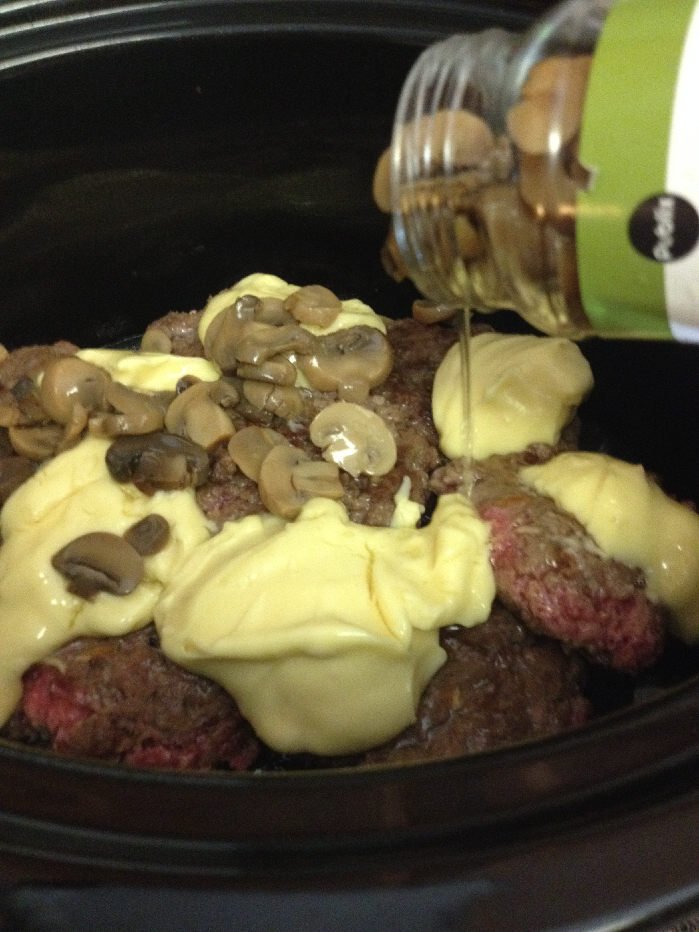 Slow Cooker Salisbury Steaks Recipe Fried Pies